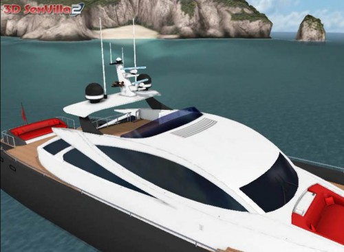 SexVilla Luxury Yacht Preview 1