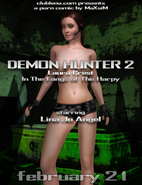 Demon Hunter 2 - Release Poster
